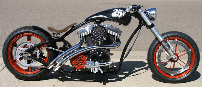 Redneck Eng - Mutant Buell Chassis Kits - Mutant Bob This